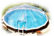 Swimming Pool Dome Cover